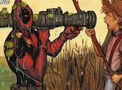 Marvel saga deadpool killustrated