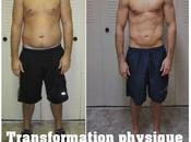 Transformation physique david jours