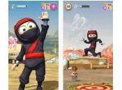 Clumsy Ninja déjà millions téléchargements