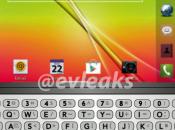 leak slider 'Optimus F3Q' (avec clavier)