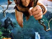 Tarzan cinéma février découvrez l'affiche bande-annonce