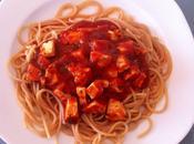 spaghetti tofu