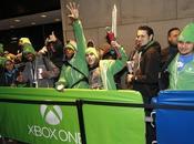 Plus Xbox vendues jour travers monde