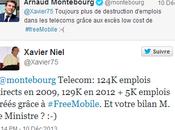 Lettre Arnaud Montebourg