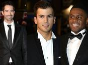 artistes masculins mieux habillés Music Awards