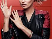 Mode Kate Moss, nouvelle égérie marque Eleven Paris
