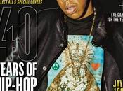 magazine célèbre avec covers dont Jay'Z