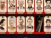 nouvelle affiche pour Grand Budapest Hotel