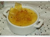 Crème brûlée bergamote