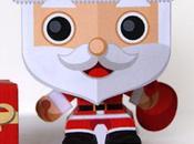 Mini Père Noël Santome