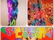 Rainbow Loom: comment faire bracelets #Concours!