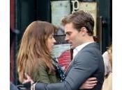 Fifty Shades Grey Dernier jour tournage pour Dakota Johnson Jamie Dornan avant hiatus