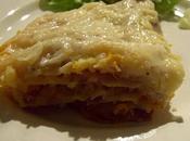 Lasagnes butternut jambon