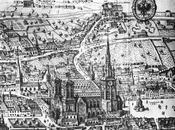 Liège ruines, gare tour impôts