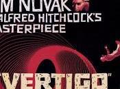 Sueurs froides Vertigo, Alfred Hitchcock (1958)