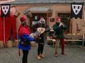 Insolite marché Noël médiéval Ribeauvillé Alsace