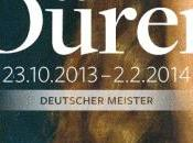 DÜRER Stâdel Museum Francfort jusqu'au Février 2014