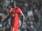 Liverpool deux mois d'arrêt pour Sakho