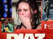 Diaz, don't clean this blood