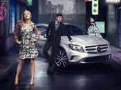 Georgia Jagger, nouveau visage Mercedes Benz-Gla {vidéo sponsorisée}