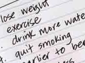 Tenir bonnes résolutions 2014
