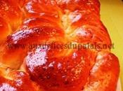 Brioche fleur d'oranger Sabrina Meilleur Pâtissier