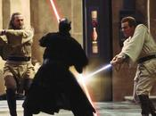 Star Wars épisode menace fantôme soir