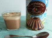 yaourts diététiques maison lait d'amande chocolat (sans sucre)