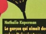 garçon aimait deux filles l'aimaient pas, Nathalie Kuperman