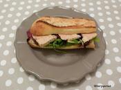 Sandwhich chic foie gras
