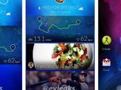 Serait-ce nouvelle interface TouchWiz Samsung