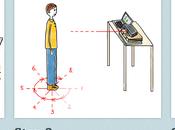 Microsoft Kinect l'heure l'impression