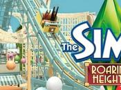 Sims Roaring Heights sortira magasins février