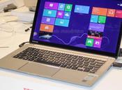 2014 Toshiba lance l'ordinateur portable haut gamme Kira sans compromis