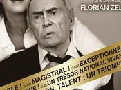 """Evènement Hâtez-vous voir Père"""", avec Robert Hirsh Isabelle Gélinas Prolongations jusqu'au février 2014 Théâtre Hébertot"""