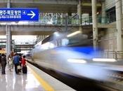 Corée train