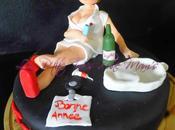 Gâteau nouvel infirmières/aide-soignantes