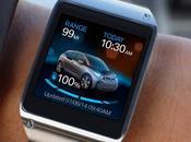 application pour montre connectée Samsung voit jour