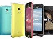 2014 Asus lance dans téléphonie mobile avec smartphones ZenFone