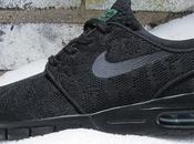 Nike Stefan Janoski Black Pine Green