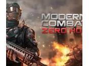 Modern Combat Zero Hour gratuit mois l'App Store