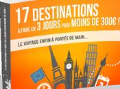 destinations faire jours, pour moins 300€