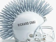 stylistes américains revisitent casque football américain