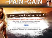 Concours Pain Gain avec d'Orange