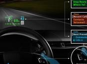 2014 Garmin dévoile nouveau système d'affichage tête haute pour constructeurs automobiles