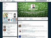 Twitter opte pour design similaire celui applications Android