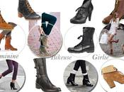 BOTTINES: MUST HAVE d'achat gagner