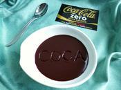 crème dessert diététique Coca chocolat konjac (sans oeufs sucre)