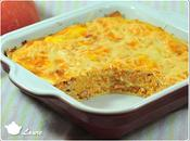 Lasagnes courge muscade jambon