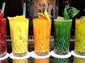 Cocktails détox